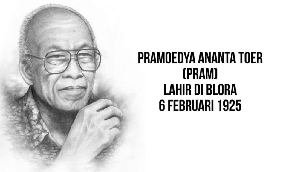 Ucapan Hardiknas Pramoedya Ananta Toer