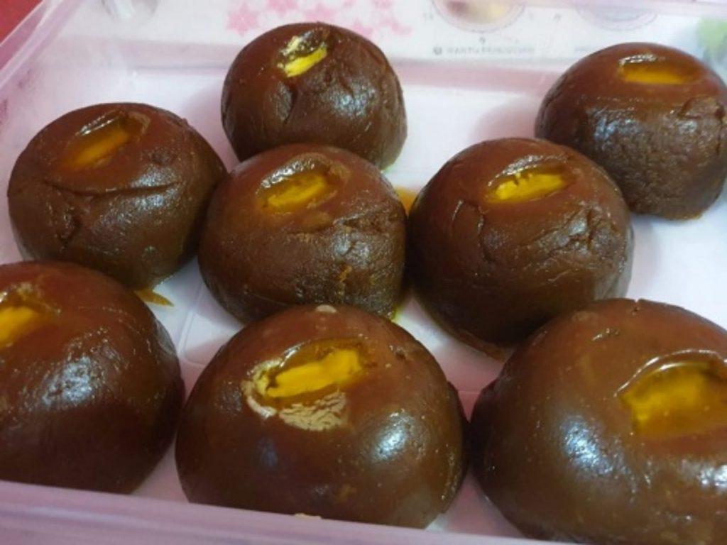 Kue Asida, Cemilan khas maluku