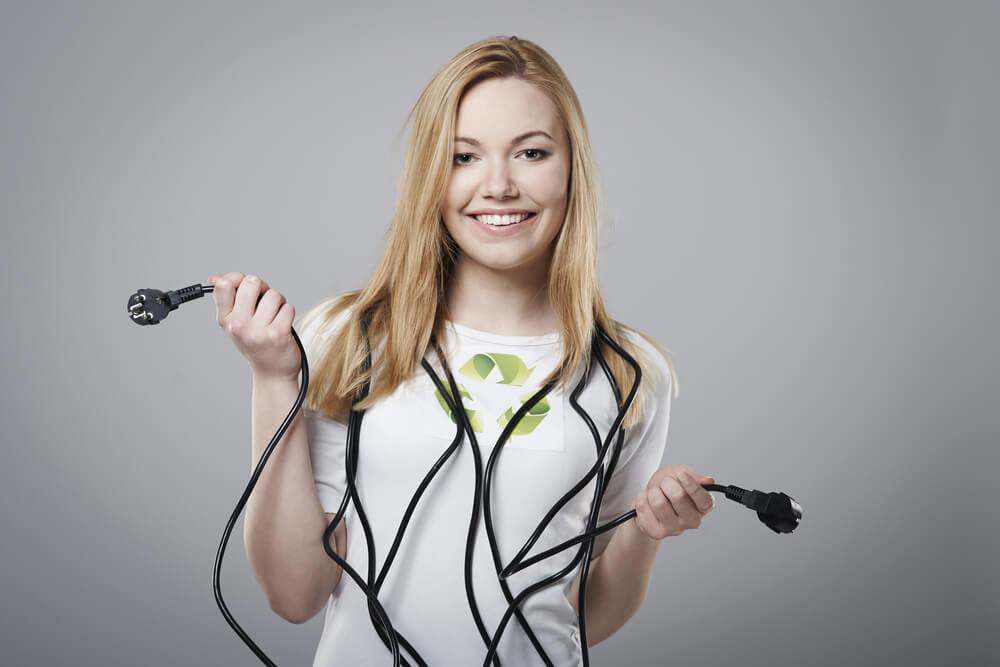 Mengurangi penggunaan listrik