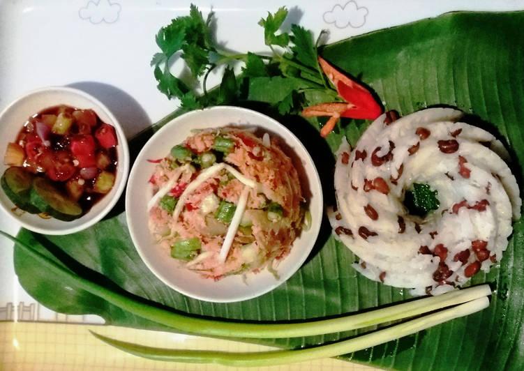 Nasi Lapola Maluku
