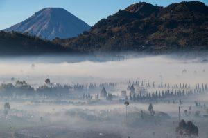 Tempat wisata Dieng Wonosobo Jawa Tengah