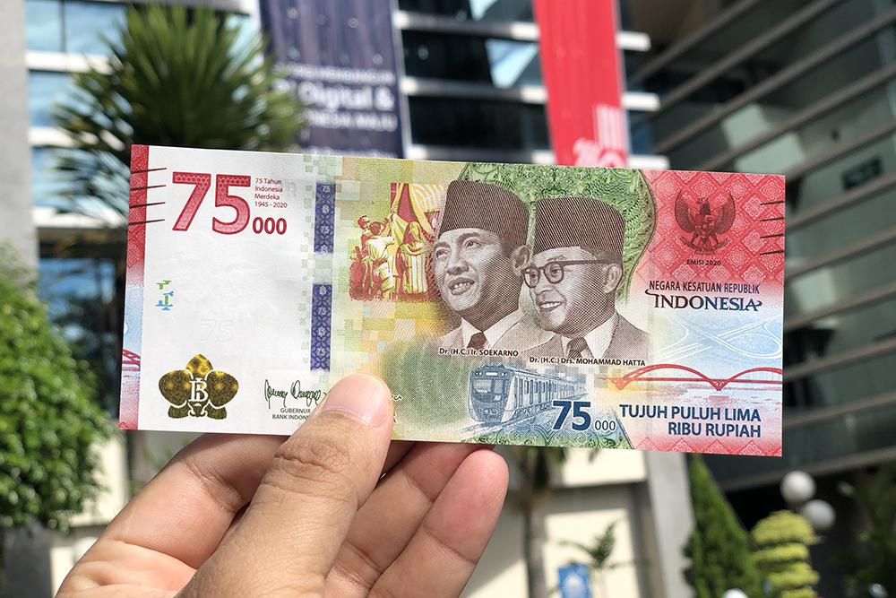 Uang 75 Ribu, tips cara mendapatkan uang 75000