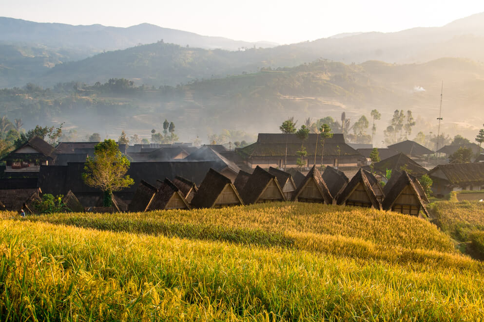 Wisata Kampung Cipta Gelar Sukabumi
