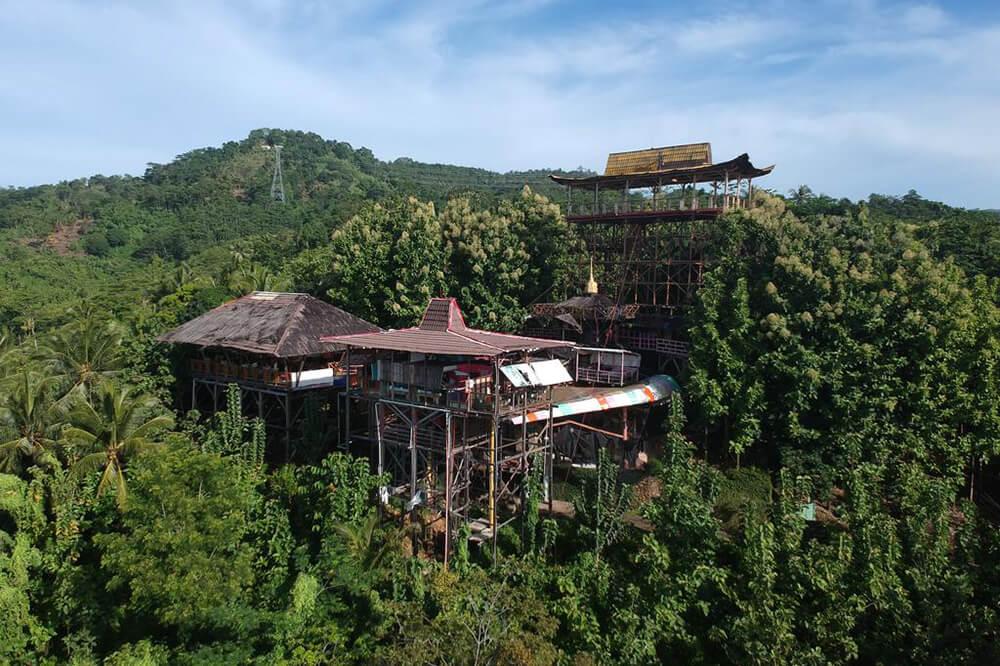 Karang Aji Beach Villa Sukabumi