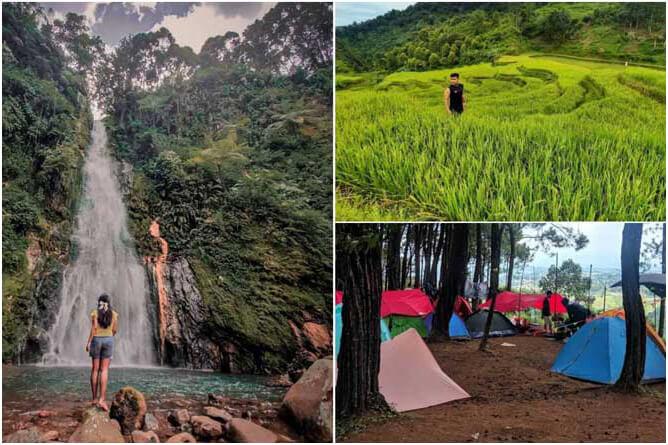 Wisata Gunung Halimun Sukabumi